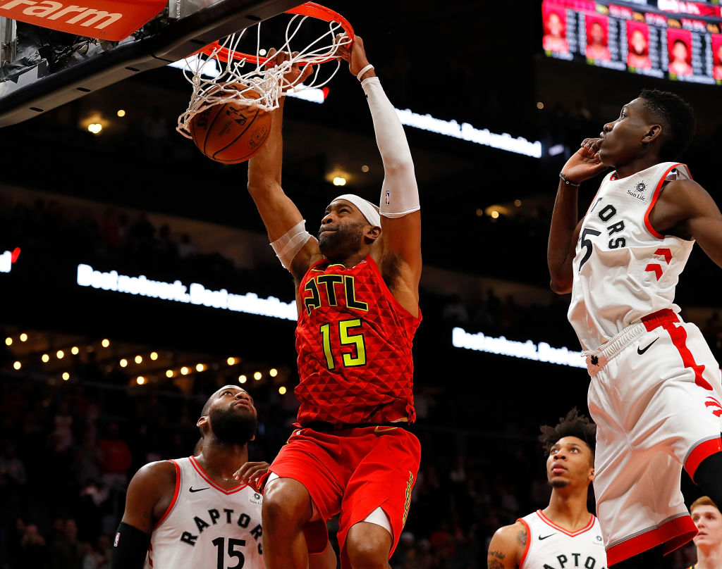 Vince Carter Set Many Records but This One Is Most Impressive