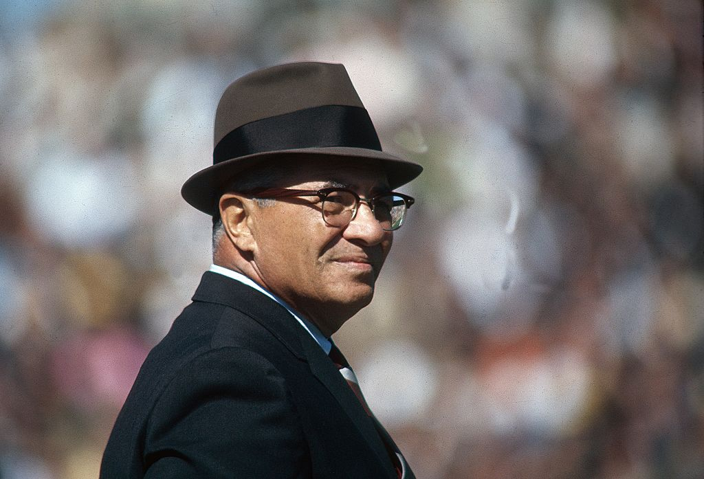 Vince Lombardi's first coaching salary was way less than you'd imagine.