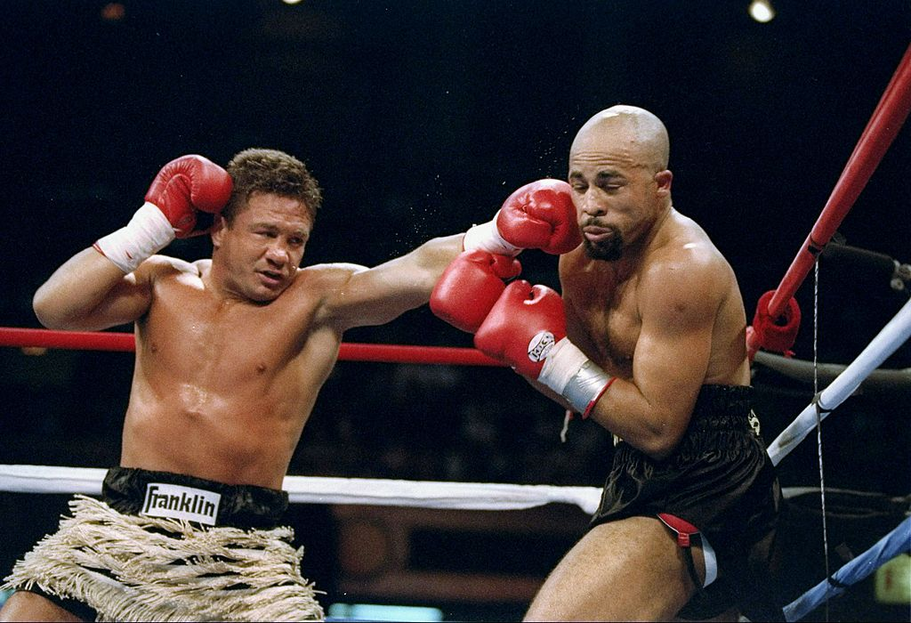 Vinny Pazienza May Have the Greatest Comeback in All of Boxing