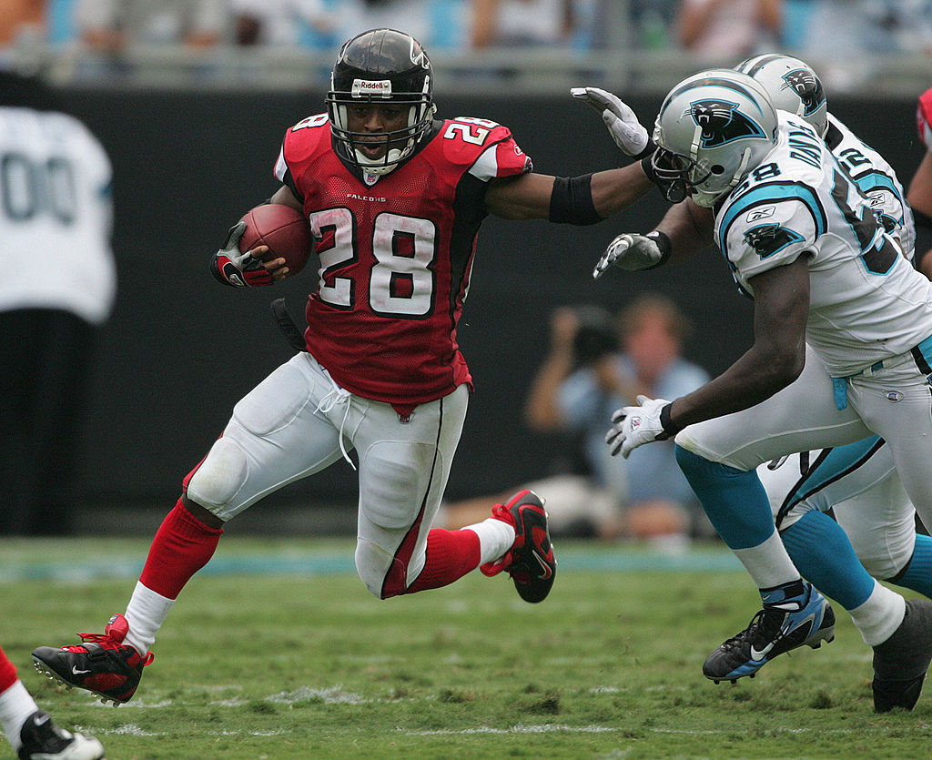 Warrick Dunn made $36 million and ended up buying part of the Falcons after retiring from the NFL.