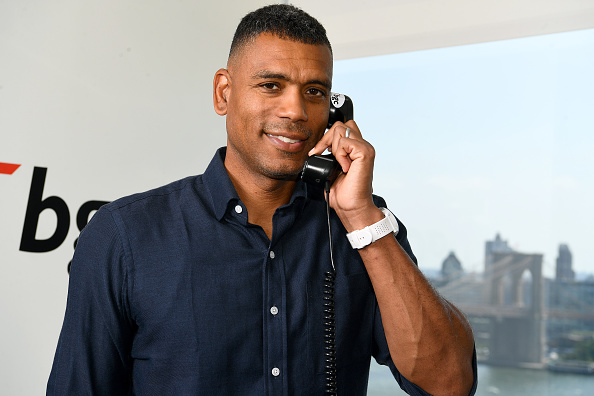 Allan Houston former NBA player