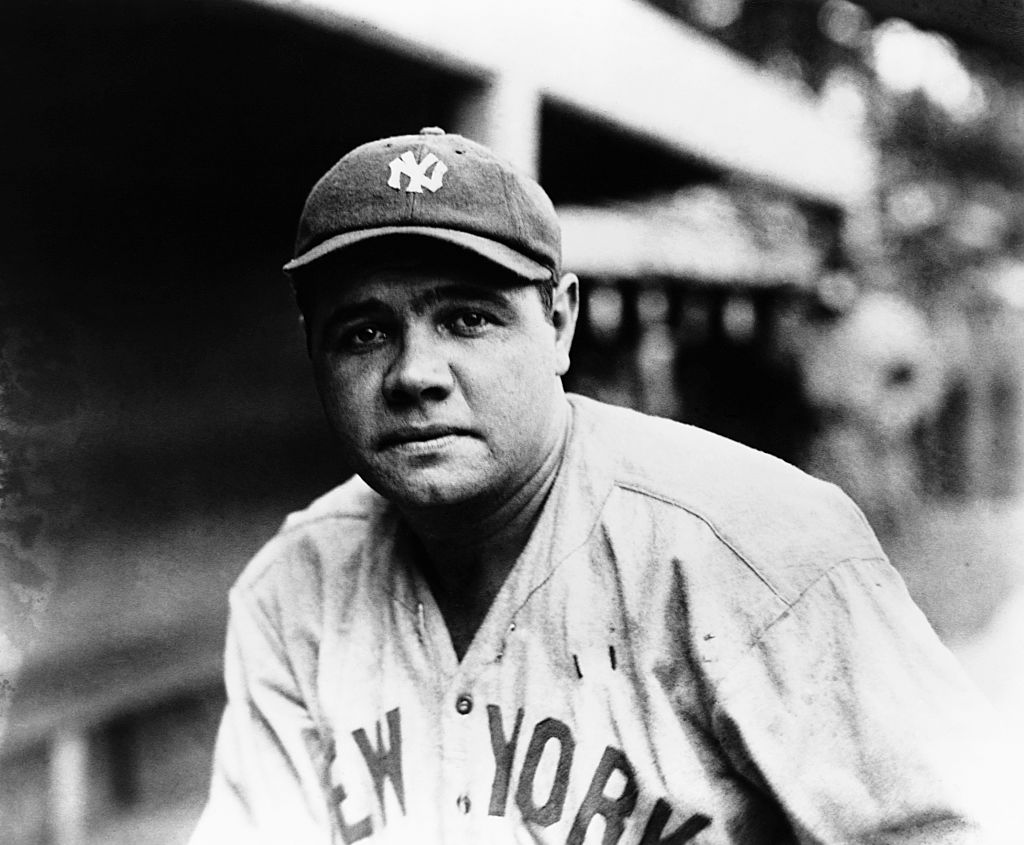 Babe Ruth Once Punched an Umpire, Opening the Door for a Wild No-Hitter