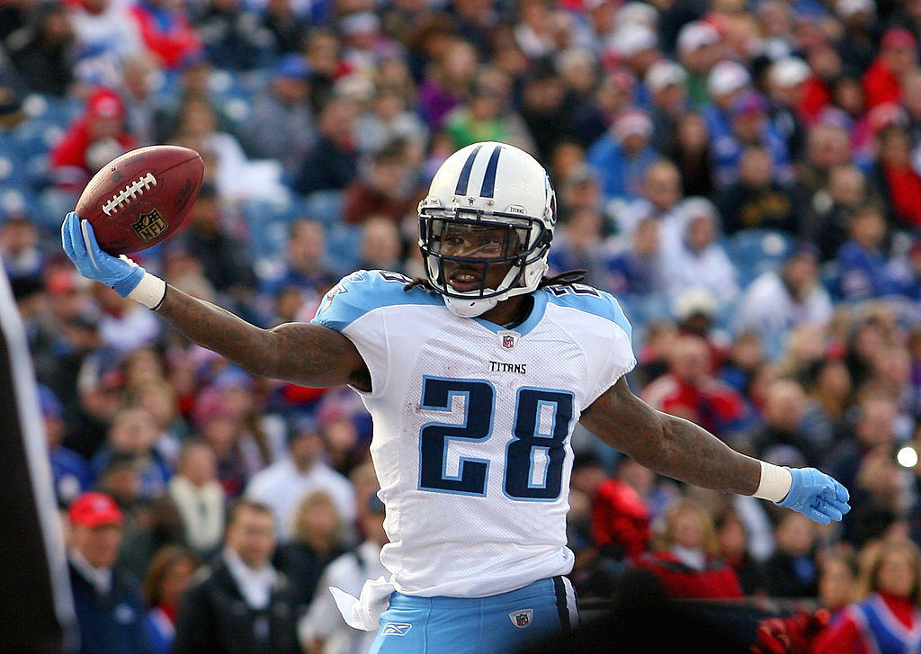 Chris Johnson Regrets Both Signing With the New York Jets and Being a Running Back