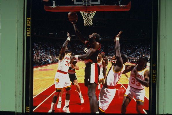 Clyde Drexler NBA