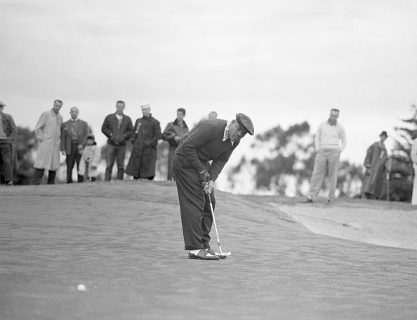 Joe Louis golf