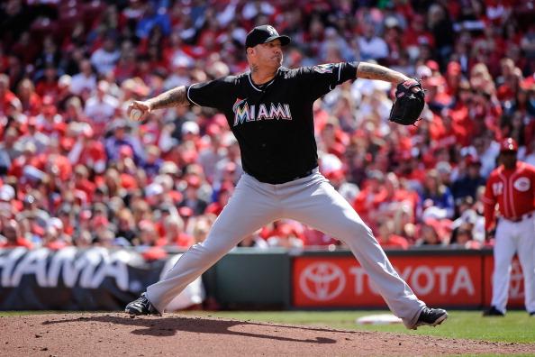 Jon Rauch MLB