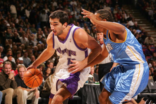 Peja Stojakovic Kings