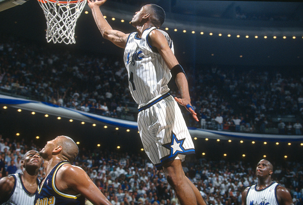 Shaq and Penny