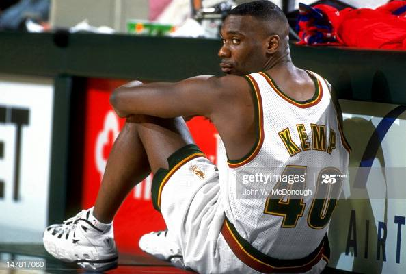 Shawn Kemp NBA