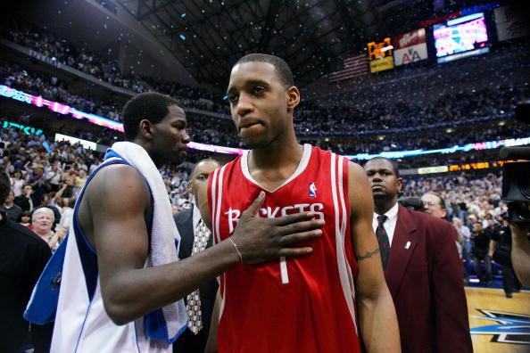 Tracy McGrady Houston Rockets