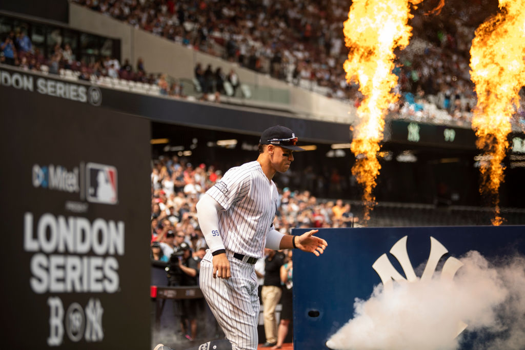 Yankees All-Star Aaron Judge is one of the sport's most popular players. But the Yankees cannot give the injury-plagued Judge a long-term contract.