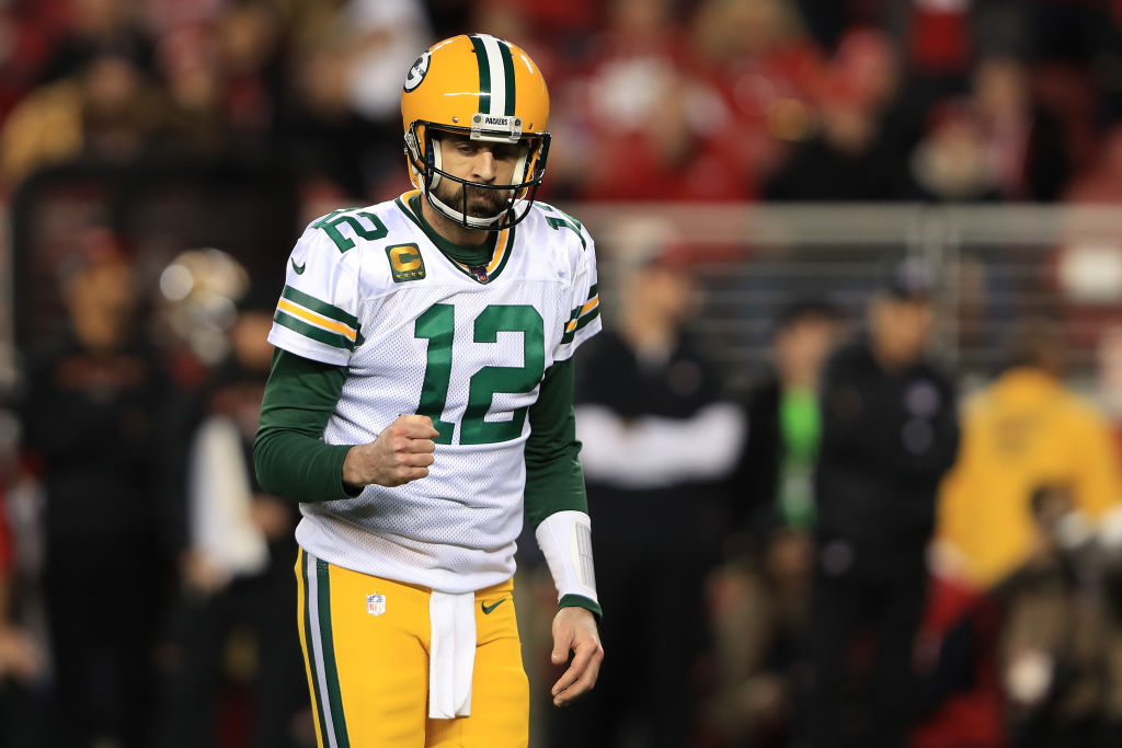 Aaron Rodgers surprisingly respects the Packers drafting Jordan Love even though the young QB will likely take Rodgers' job someday.
