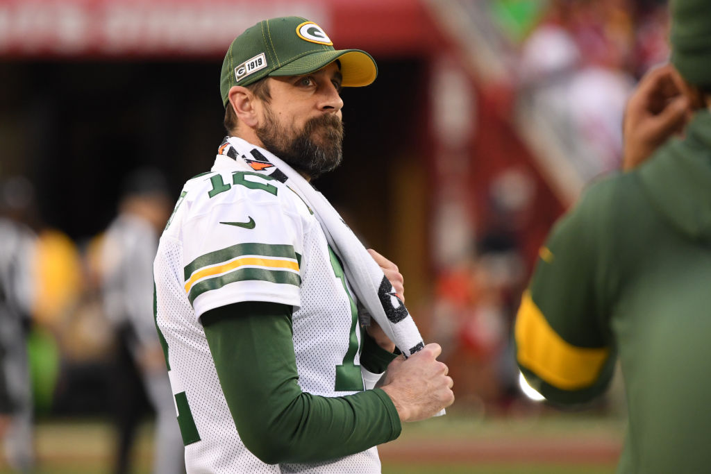 Aaron Rodgers and Ryan Braun are two of the most accomplished pro athletes to play in Wisconsin. They have a complicated relationship, though.