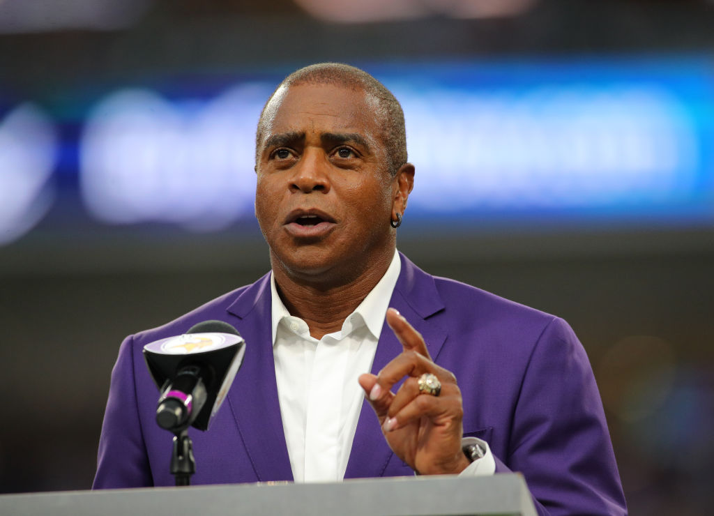 """Ahmad Rashad was featured quite a bit in """"The Last Dance"""" documentary about Michael Jordan. His age is what is most shocking, though."""