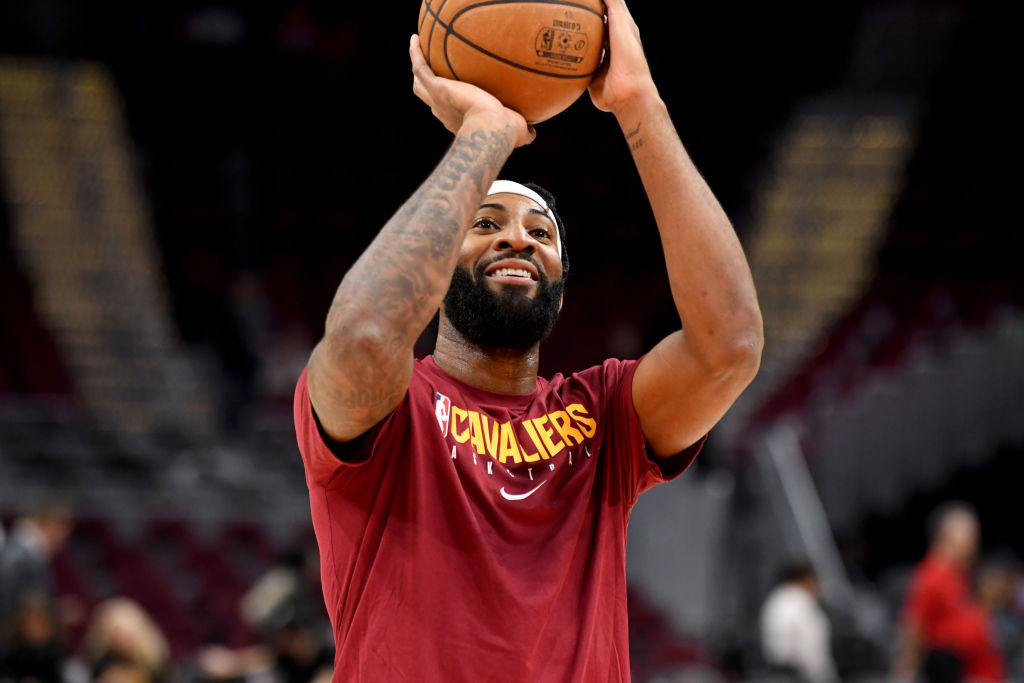 Cleveland Cavaliers big man Andre Drummond is one of the best rebounders in the NBA. His diet, though, used to consist of a lot of beer.