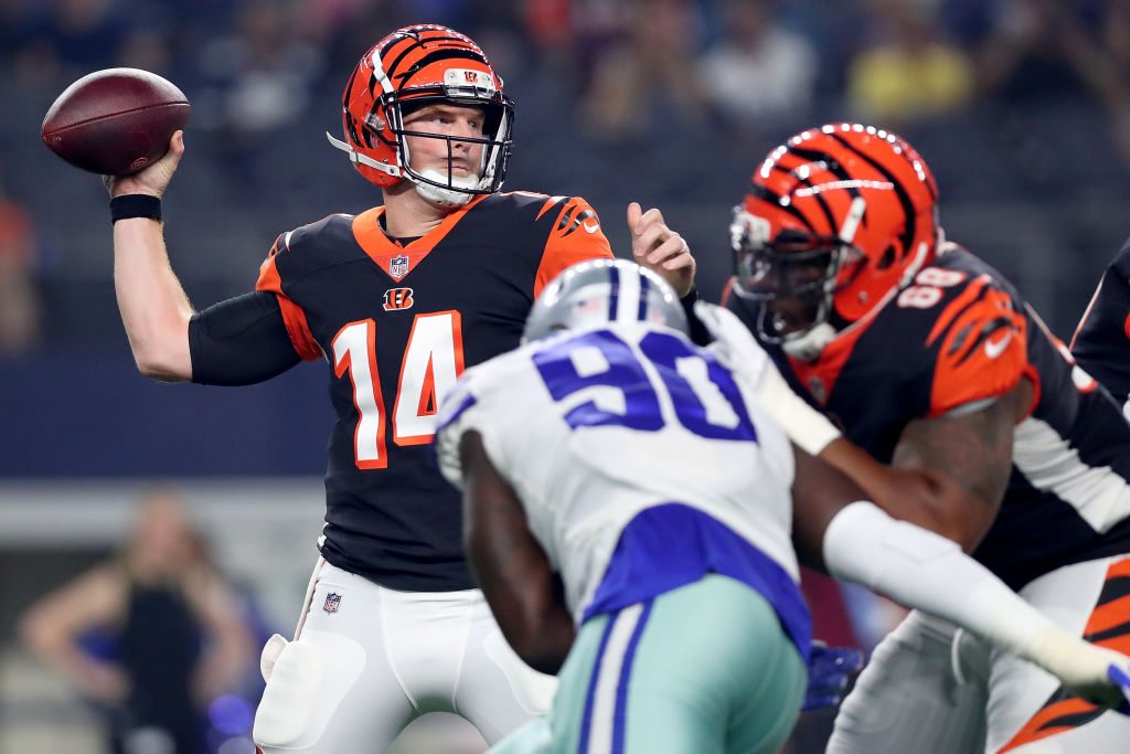 Andy Dalton would give the Cowboys better bang for their buck than Dak Prescott.
