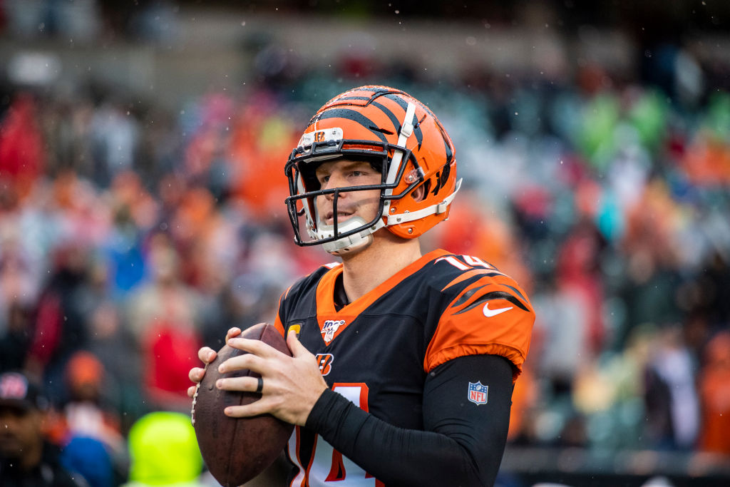 Andy Dalton, Dallas Cowboys quarterback