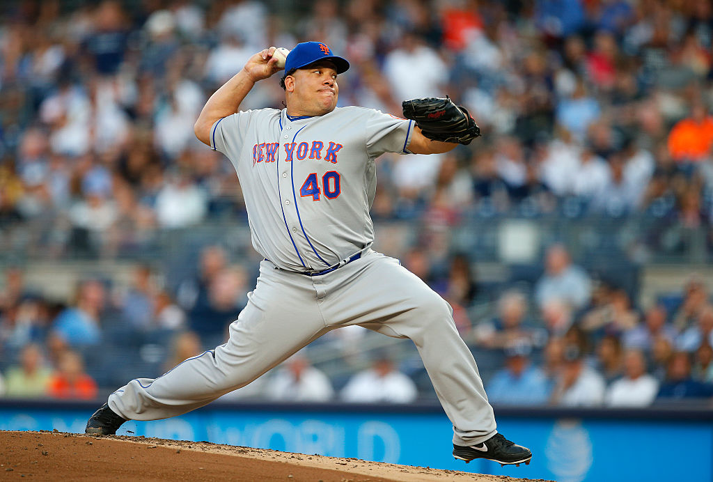 Growing up in the Dominican Republic, Bartolo Colon bulked up by working with his father.