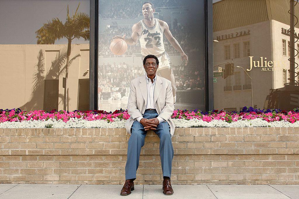 11-Time NBA All-Star Basketball Hall Of Fame Inductee Elgin Baylor