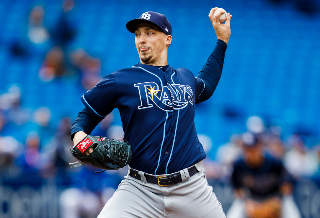 Rays ace Blake Snell refuses to take a pay cut this season. Snell, who was due $7 million this season, should be embarassed by that take.