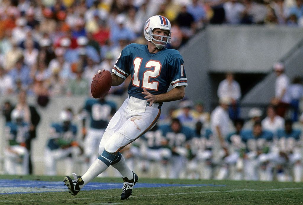 Former Miami Dolphins quarterback Bob Griese made controversial remarks about a NASCAR driver in 2009. The incident nearly destroyed Griese's reputation.Former Miami Dolphins quarterback Bob Griese made controversial remarks about a NASCAR driver in 2009. The incident nearly destroyed Griese's reputation.