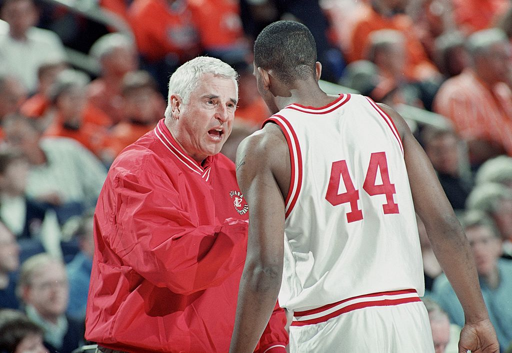 Bobby Knight was a great, yet controversial, college basketball coach. He once used a reality TV show to fill out his basketball team.