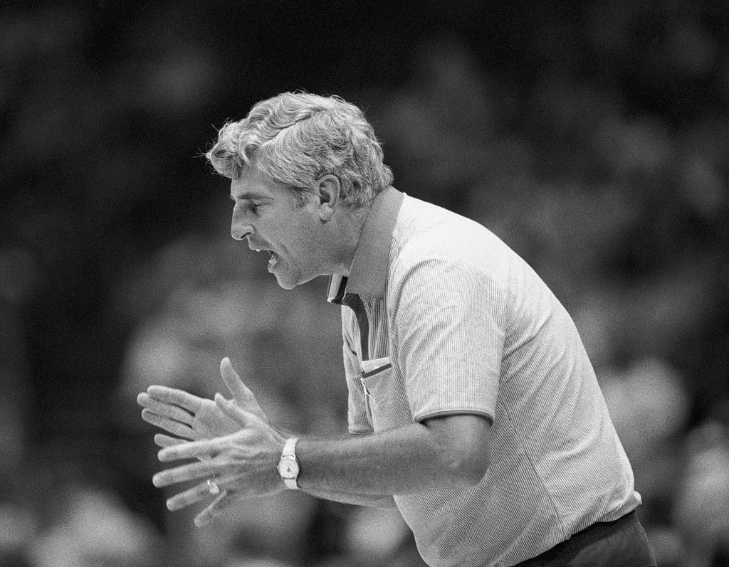 Bobby Knight reportedly reduced Michael Jordan to tears during the 1984 Olympics.