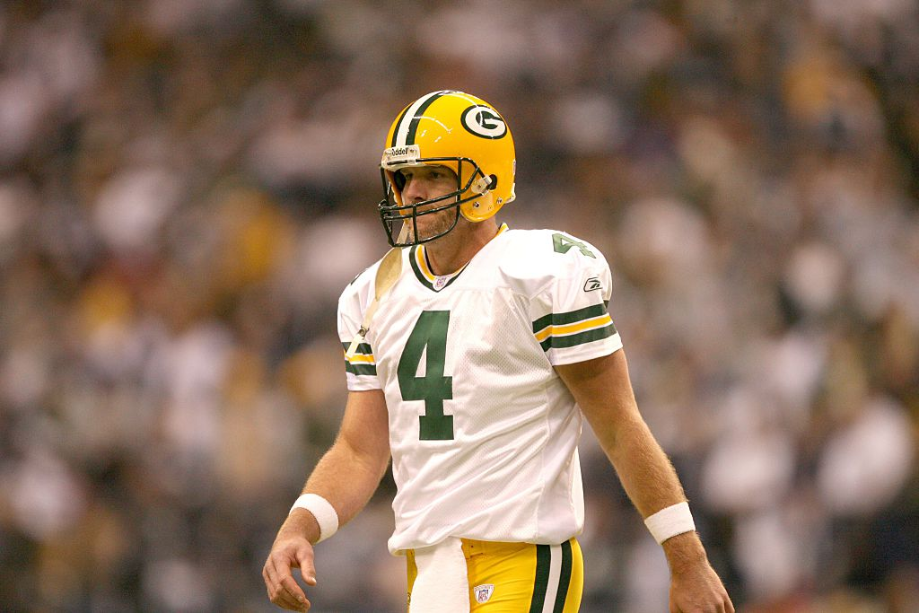 Brett Favre Regrets How His Packers Career Ended