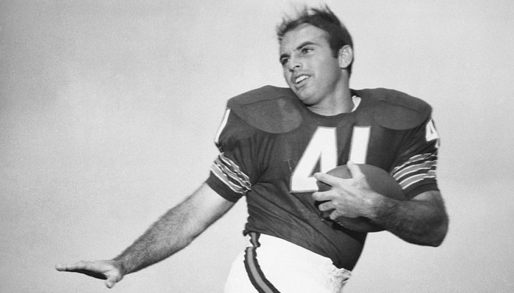 Brian Piccolo, Chicago Bears