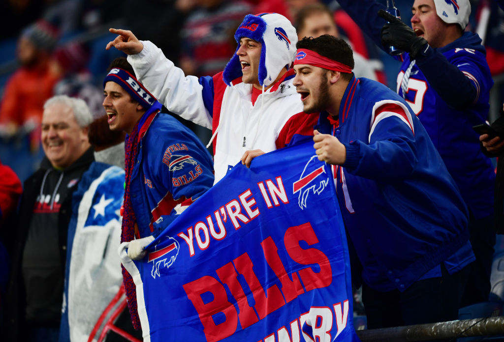 Buffalo Bills fans received a nice payday from the team because of spam messages.