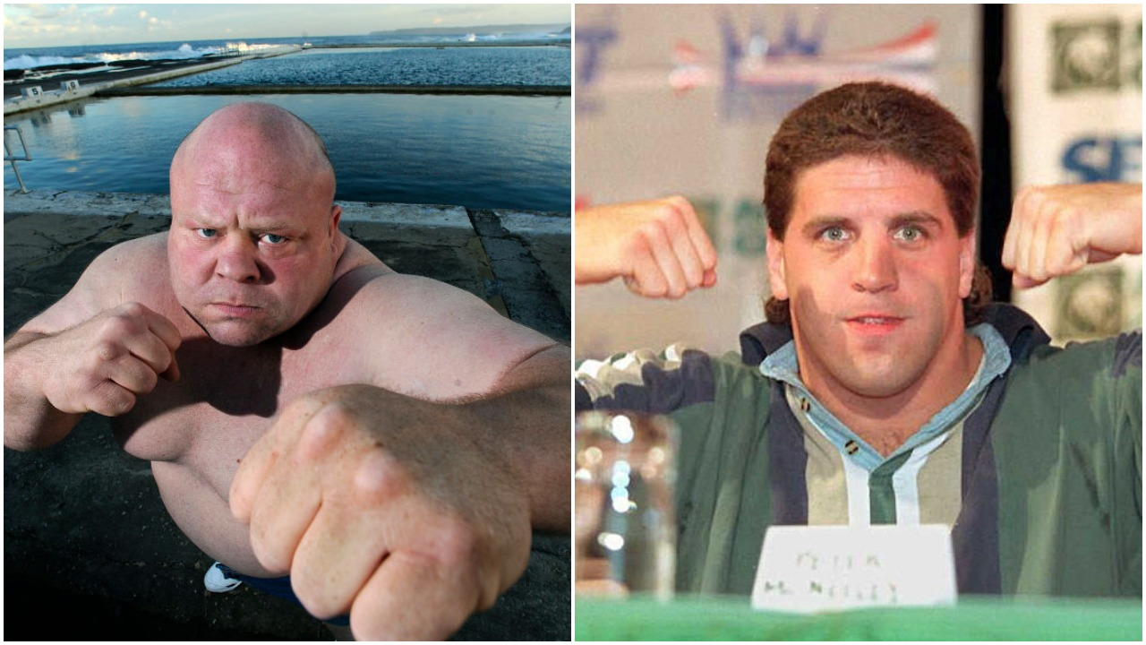 Butterbean Peter McNeeley