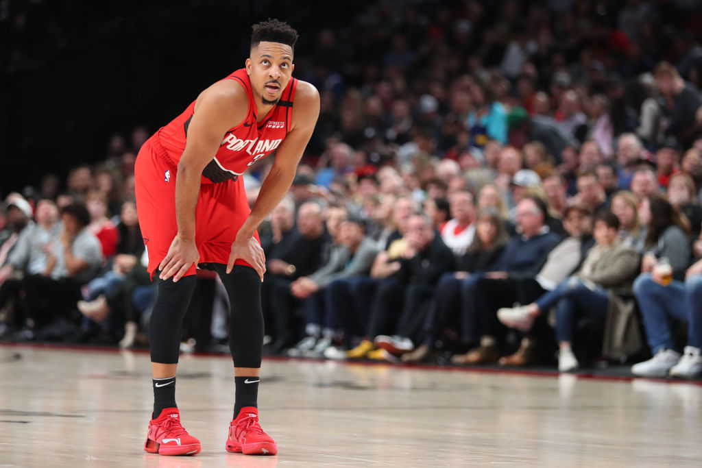 CJ McCollum is one of the best guards in the NBA and has a lot of fans. One fan even paid over $35,000 to hang out with him.