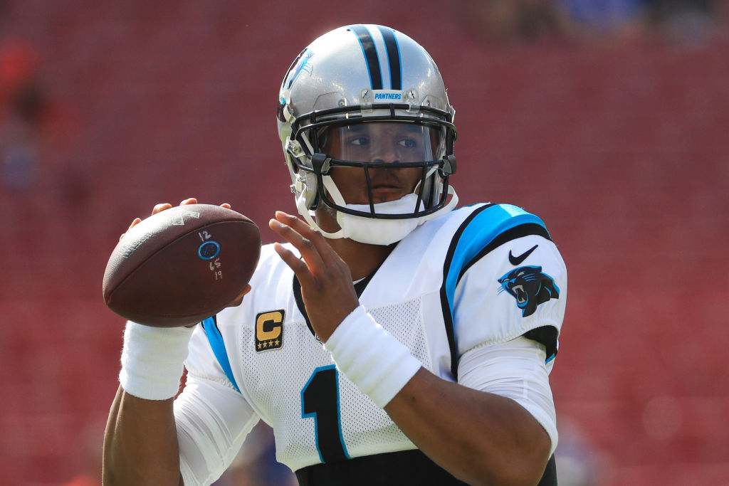 Chargers Finally Admit Why They Passed on Cam Newton