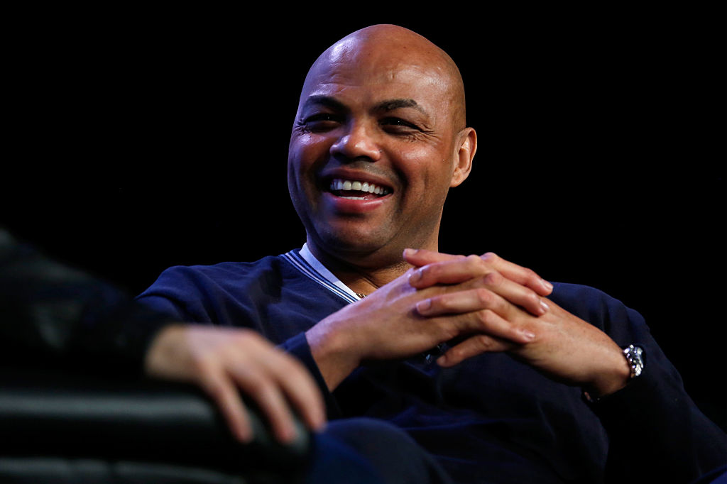 Hall of Famer Charles Barkley