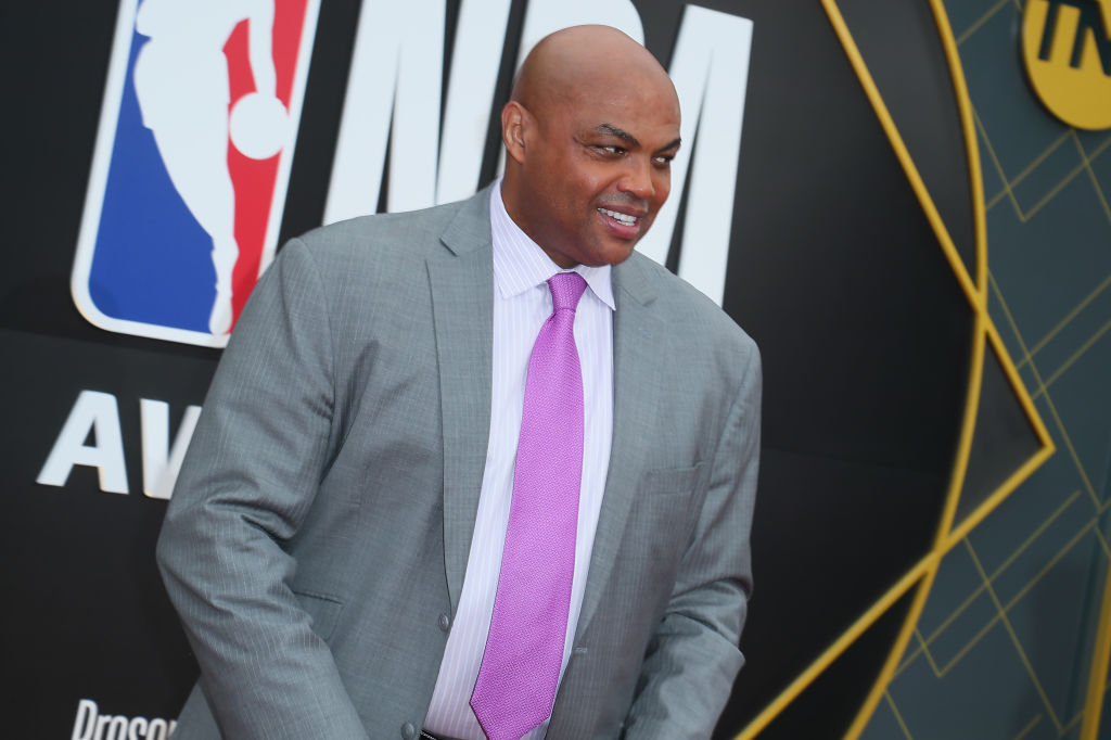 Charles Barkley Goes Old School When Naming His Top 5 NBA Players of All Time