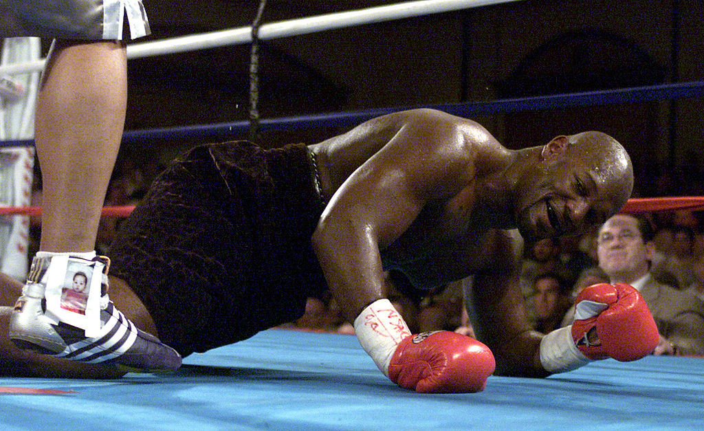 Clifford Etienne fought Mike Tyson in 2003. Etienne is currently serving a life sentence for multiple crimes.