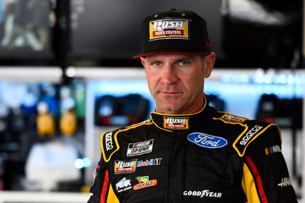 Clint Bowyer, NASCAR