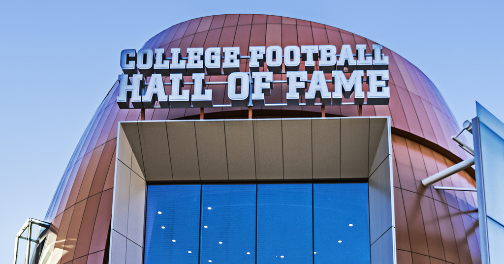 college football hall of fame - photo #11