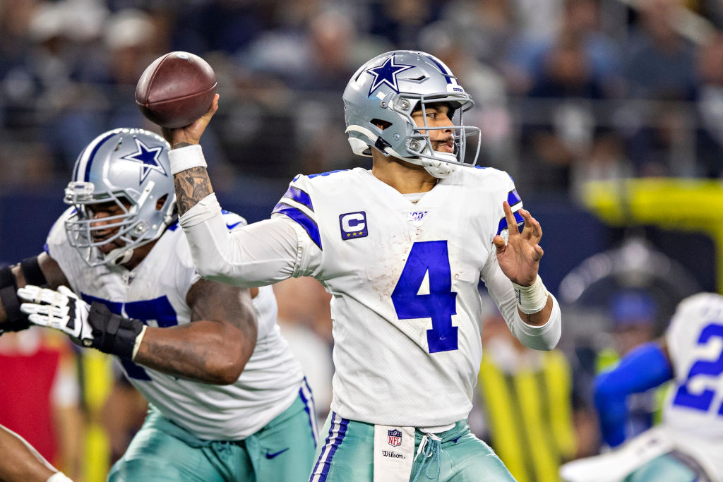 Dak Prescott gave the Dallas Cowboys his asking price and it's not as crazy as it sounds.