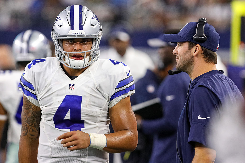 If the Dallas Cowboys give Dak Prescott what he reportedly wants, he could make a lot more money in one season than Tony Romo ever did.