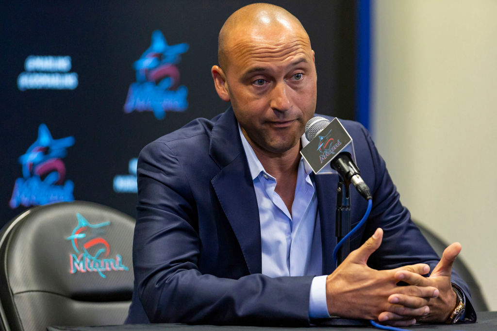 Derek Jeter Made so Much Money He Bought the Miami Marlins
