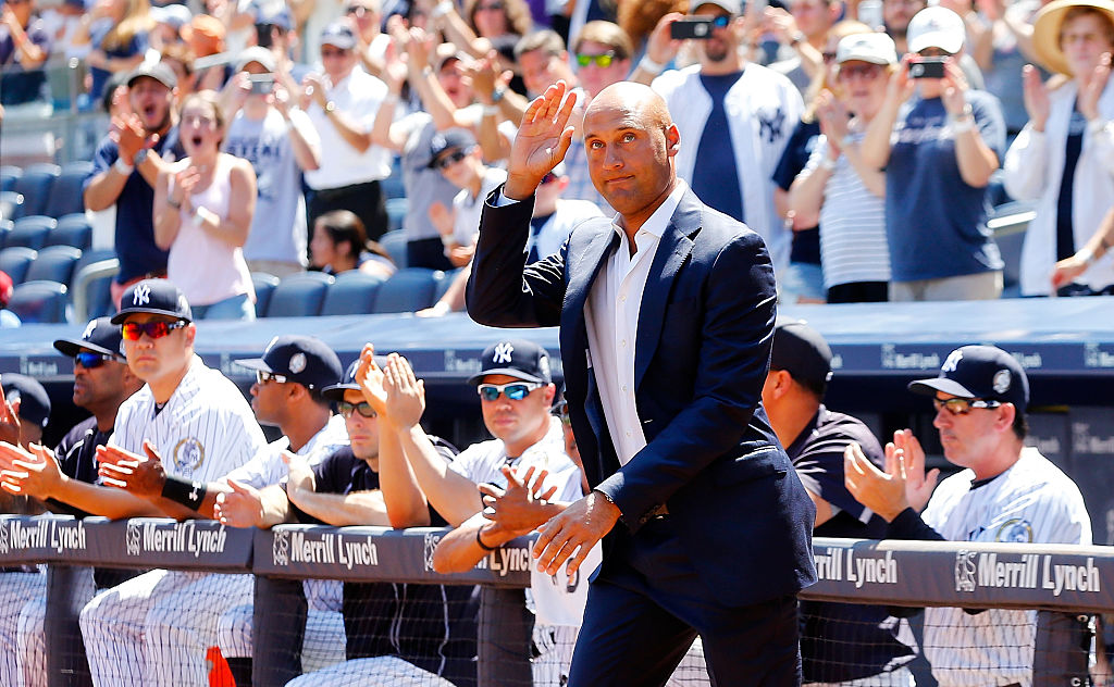 Derek Jeter Made $266 Million Playing Baseball But Has 'One Regret' About His Yankees Career