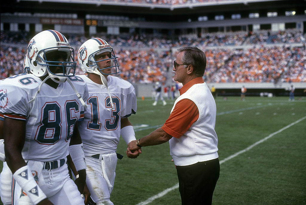 Don Shula disciplined Dolphins players by using their autographs against them in the most clever way possible.