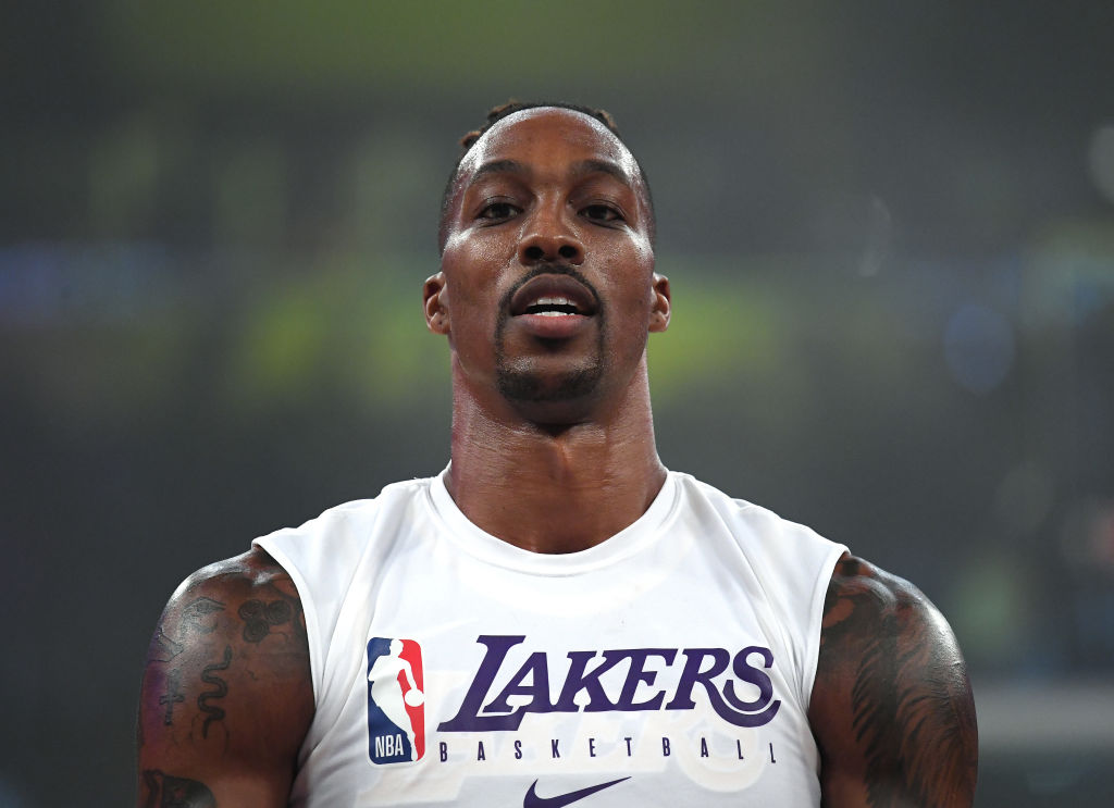 Dwight Howard Is No Longer a Top Big Man but Is Still Worth a Lot of Money