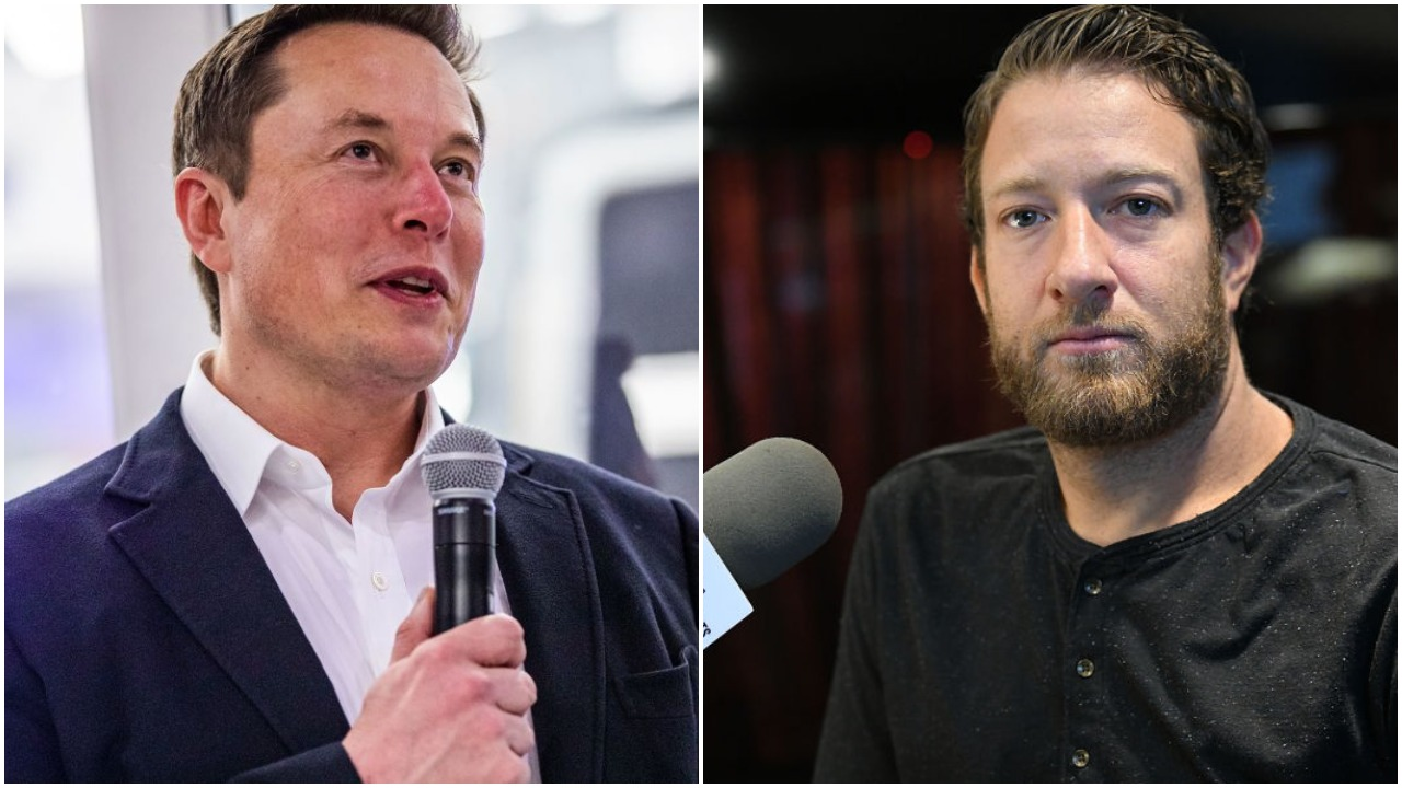 Dave Portnoy and everyone at Barstool Sports seem to have strong opinions. What would a campaign with Portnoy and Elon Musk look like?