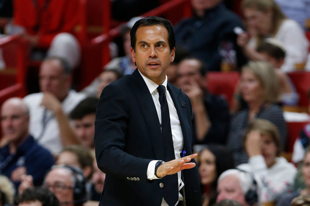Erik Spoelstra Went From Video Coordinator to an Elite NBA Head Coach