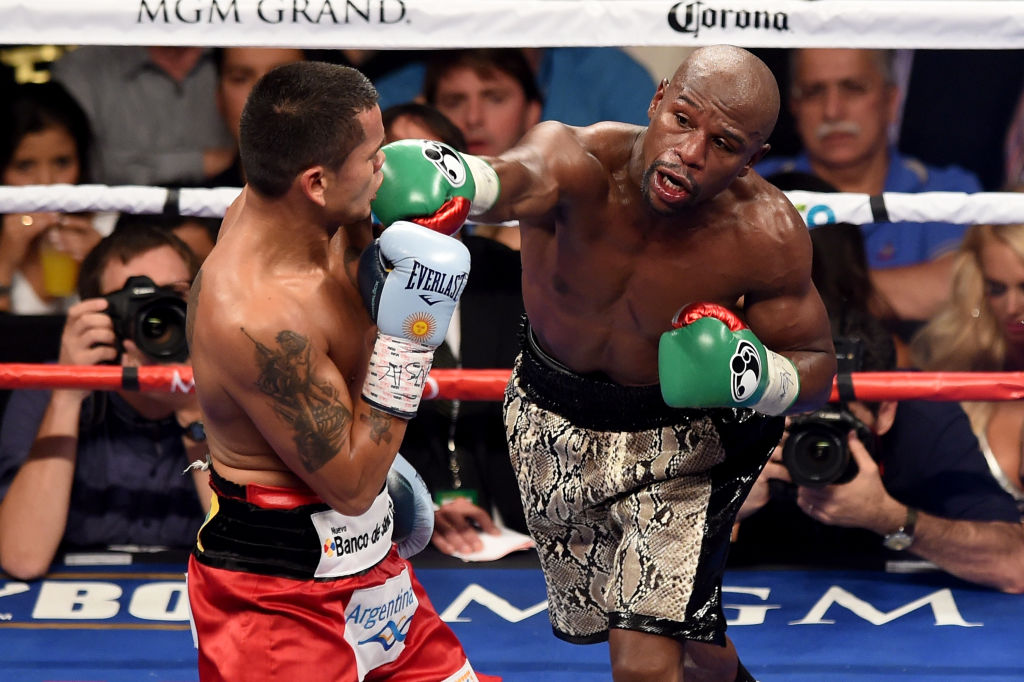 Floyd Mayweather Confesses His Toughest Fight Was Against Someone You Don't Remember