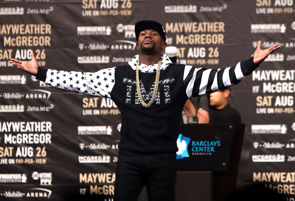 Floyd Mayweather's $18M Watch Illustrates His Crazy Spending Habits
