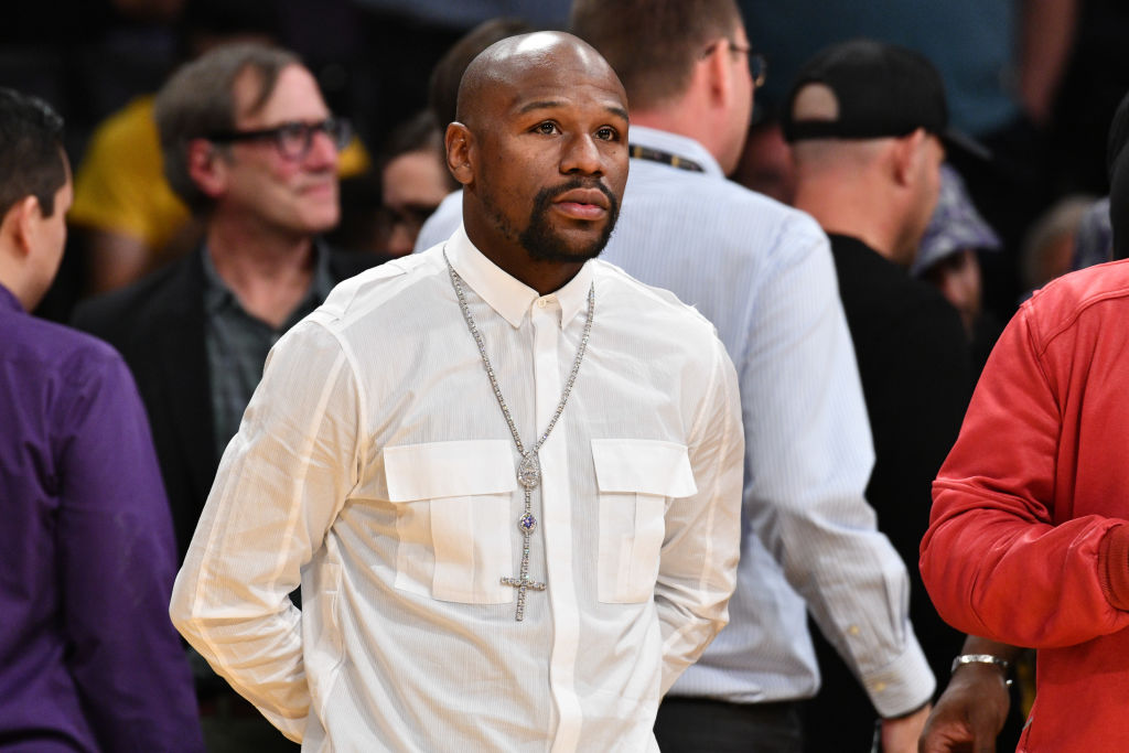 Floyd Mayweather Made $1 Billion in Boxing, Now He Wants to Make the Same in a Different Line of Work
