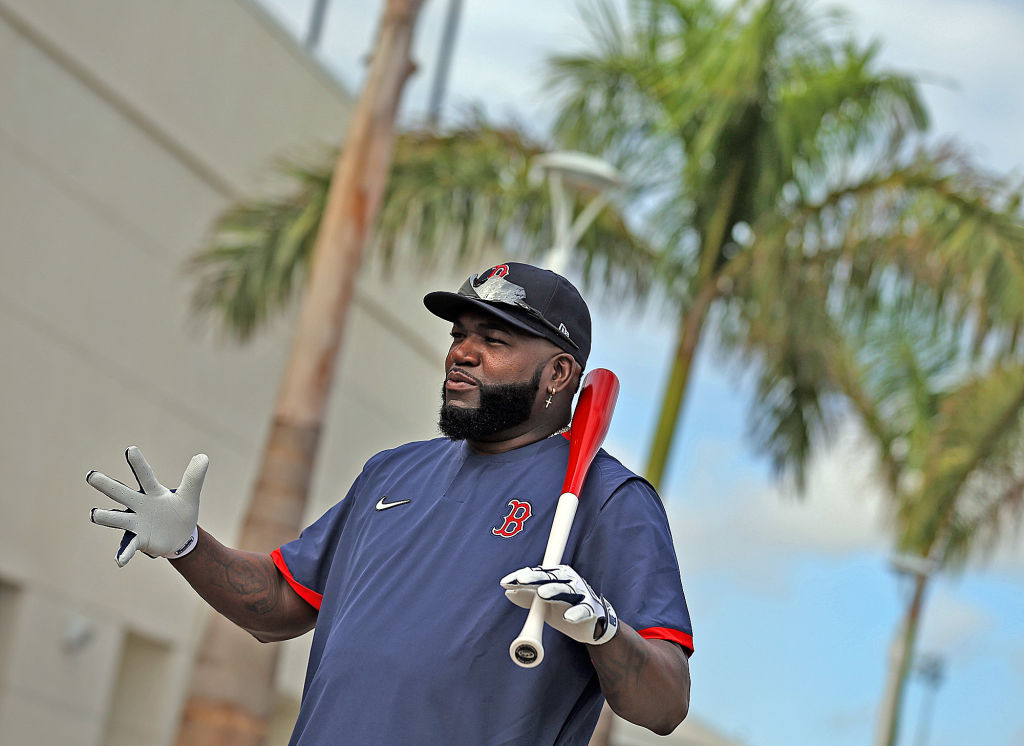 What Is David 'Big Papi' Ortiz's Net Worth?